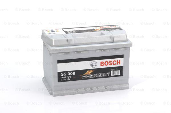 AUTOBATERIE BOSCH S5 12V 77AH