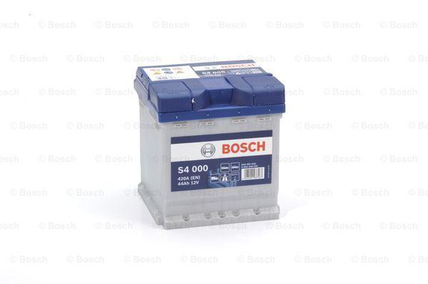 AUTOBATERIE BOSCH S4 12V 44Ah 390A
